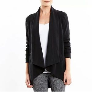 LUCY Tranquility Wrap Open Front Cardigan Yoga L